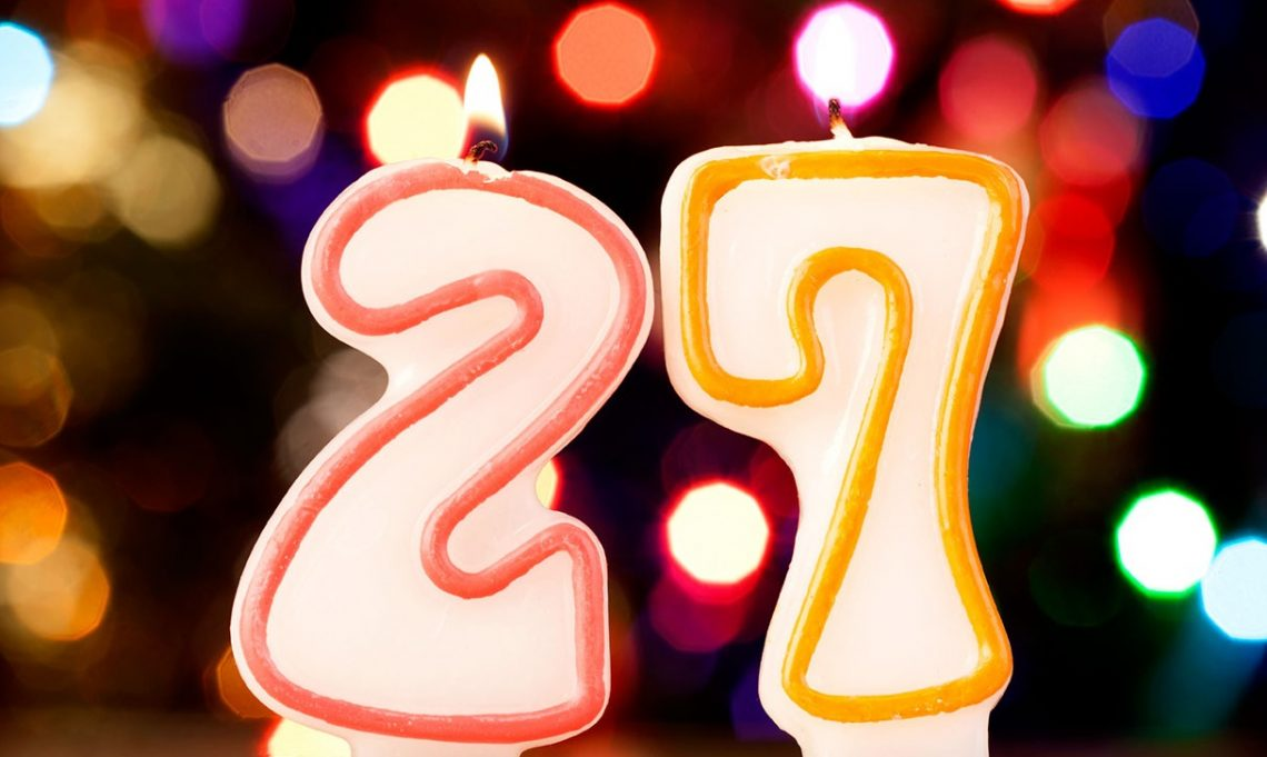 27 Things I Learned at 27!