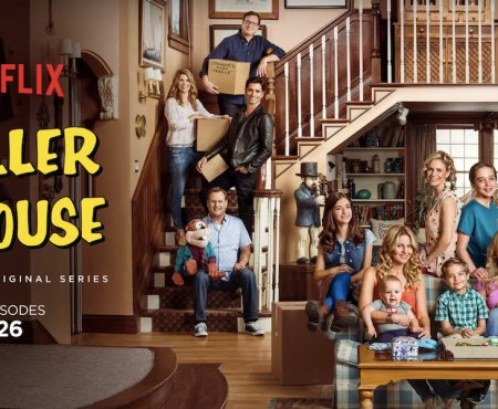 Netflix Addiction: Fuller House Season 1 Review
